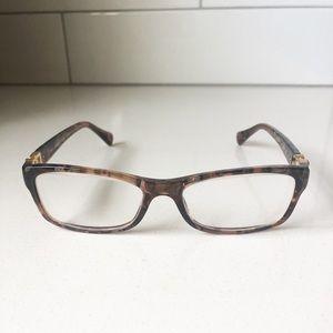 Dolce & Gabbana tortoise glasses frames